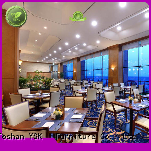 YSK Furniture Chinese restaurant contract restaurant furniture interior dining furniture