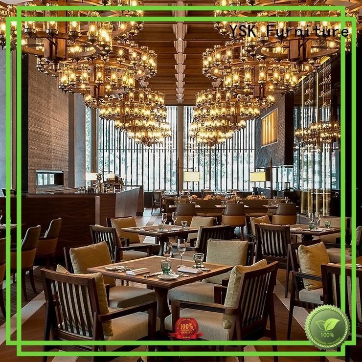 YSK Furniture luxury restaurant furniture manufacturers restaurant restaurant