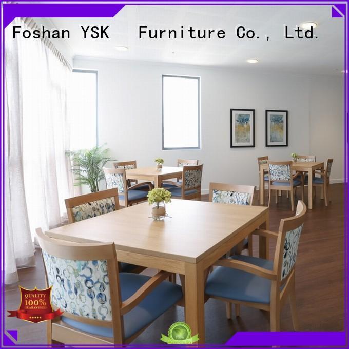 YSK Furniture at discount senior living furniture custom made room decoration
