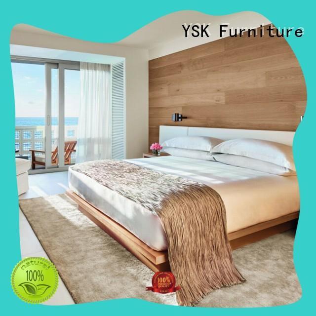 YSK Furniture custom made modern apartment furniture design star room