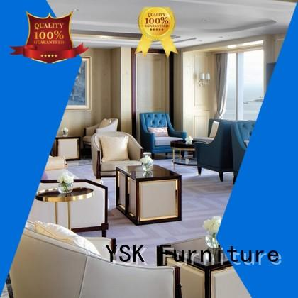 YSK Furniture customized gentlemen's club furniture hot-sale for bedroom
