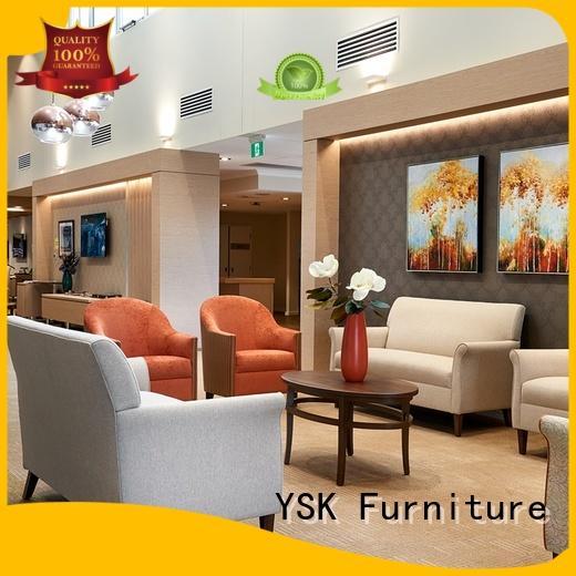 YSK Furniture factory price aged care furniture quality senior age