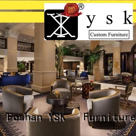 YSK Furniture clubs club furniture sofa for hotel