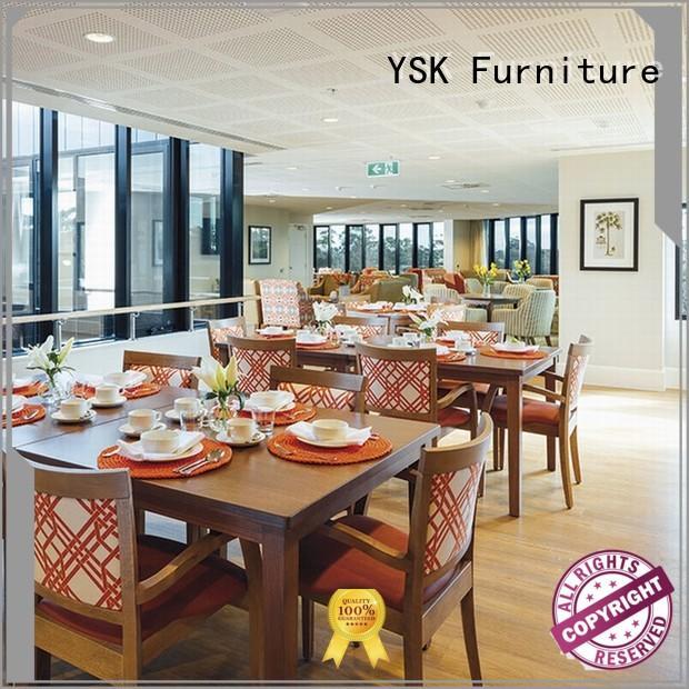 YSK Furniture contract cruise restaurant furniture design interior five star hotel