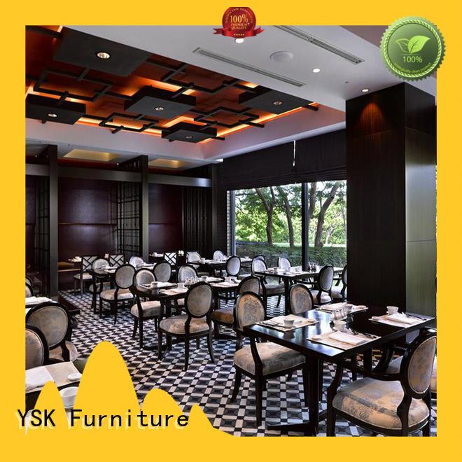 hospitality restaurant furniture design high quality five star hotel