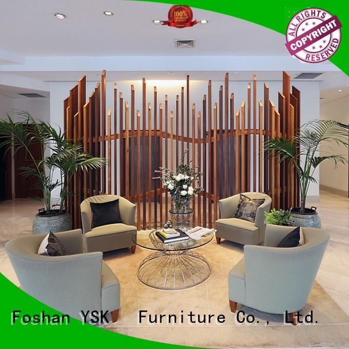YSK Furniture factory price retirement home furniture health senior age