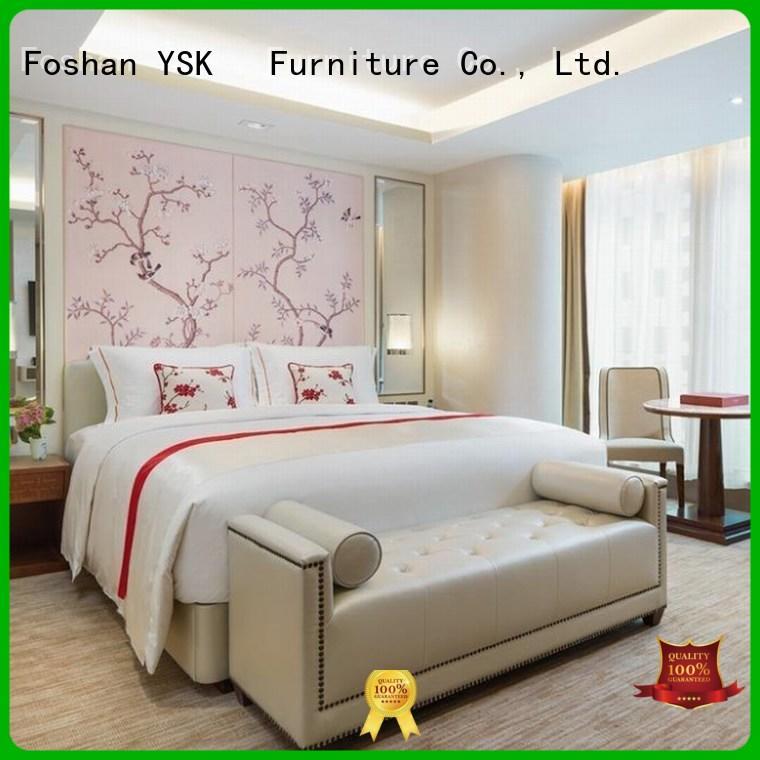 YSK Furniture contemporary five star hotel furniture sale guest project