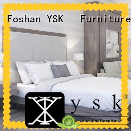 YSK Furniture professional commercial apartment furniture furniture star room