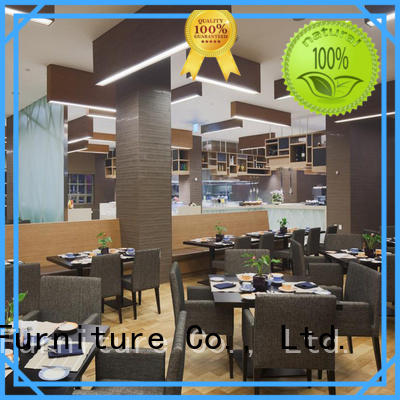 YSK Furniture customization custom restaurant furniture luxury five star hotel