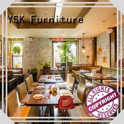 high-end modern restaurant furniture customization luxury dining furniture