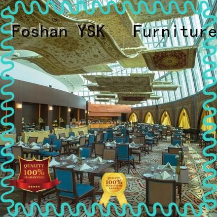 YSK Furniture contract restaurant furniture stylish made ship furniture