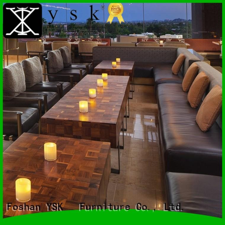 YSK Furniture Chinese restaurant contract restaurant furniture luxury restaurant furniture