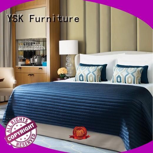 YSK Furniture business hotel bedroom furniture end hotels solutions