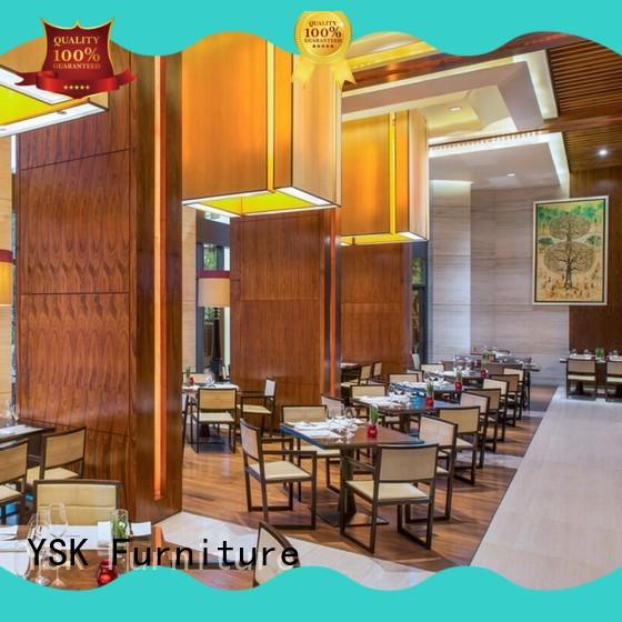 YSK Furniture deluxe design contract restaurant furniture luxury restaurant furniture