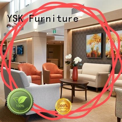 YSK Furniture factory price assisted living furniture design senior age