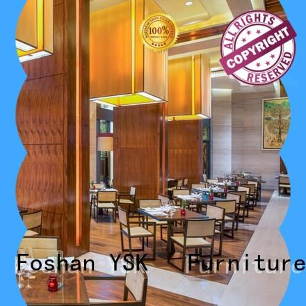 YSK Furniture project contract restaurant furniture plywood dining furniture