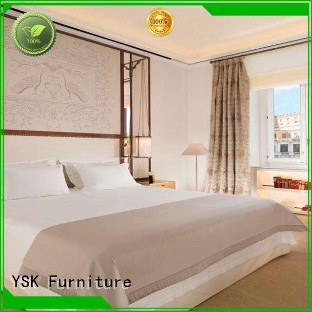 YSK Furniture business hotel furniture design suite for furniture