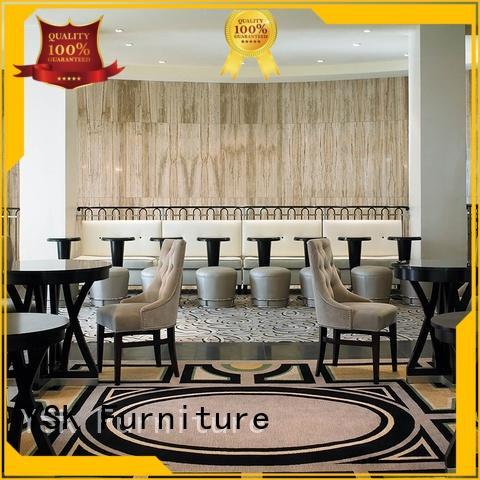 YSK Furniture hot-sale custom club furniture hospitality for bedroom