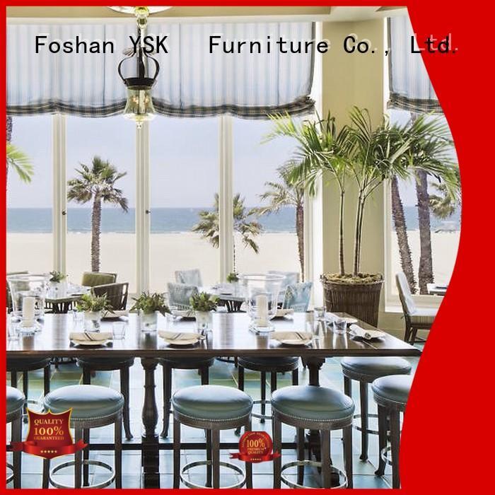 YSK Furniture upholstery restaurant furniture design stylish made dining furniture