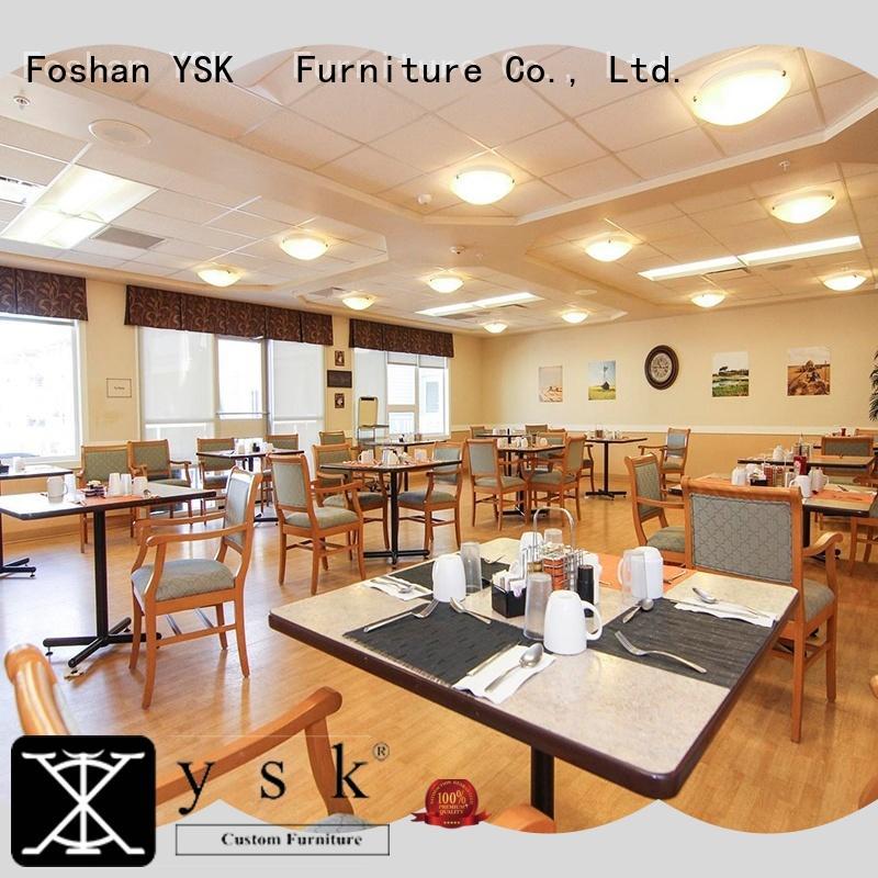 leisure senior age nursing home furnishings YSK Furniture