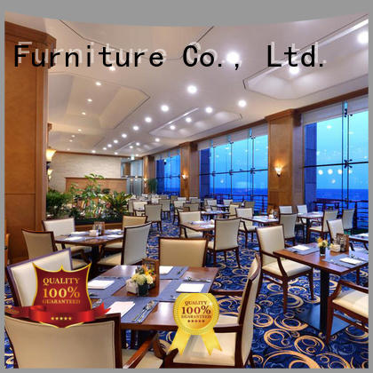 YSK Furniture modern style luxury restaurant furniture interior ship furniture