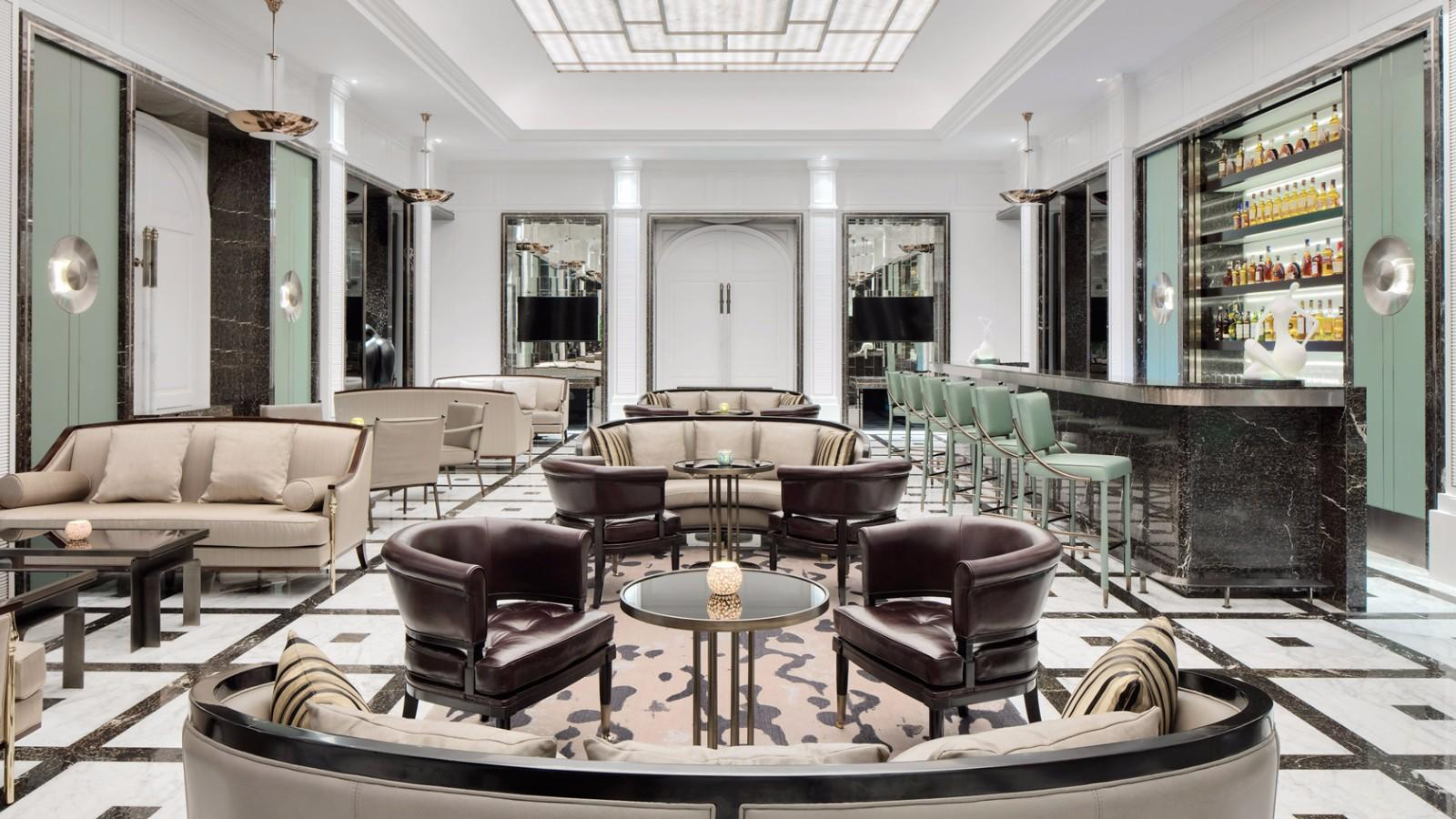 High End Contract Golf Club Casino Furniture-1