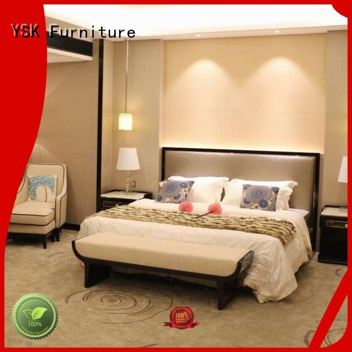 YSK Furniture on-sale hotel motel furniture suppliers end for furniture