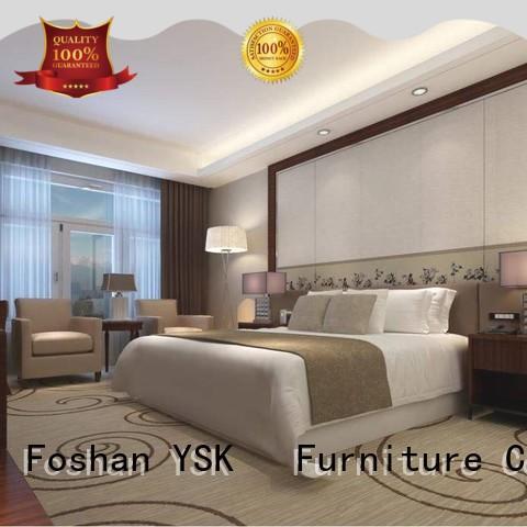 YSK Furniture five-star hotel furniture for sale resort hotels room