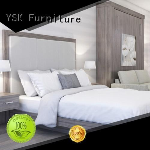 YSK Furniture professional small apartment furniture at discount contract apartment