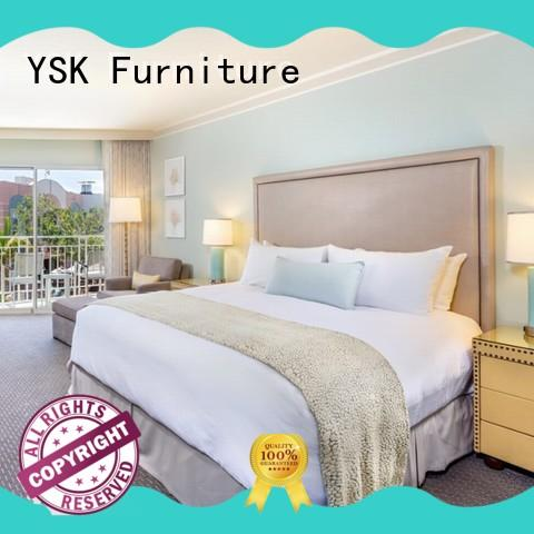 YSK Furniture luxury hotel contract furniture quality hotels room