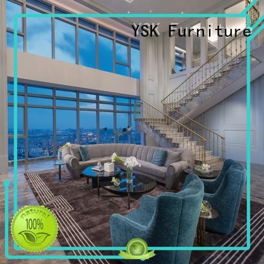 YSK Furniture high-quality golf club furniture modern for house