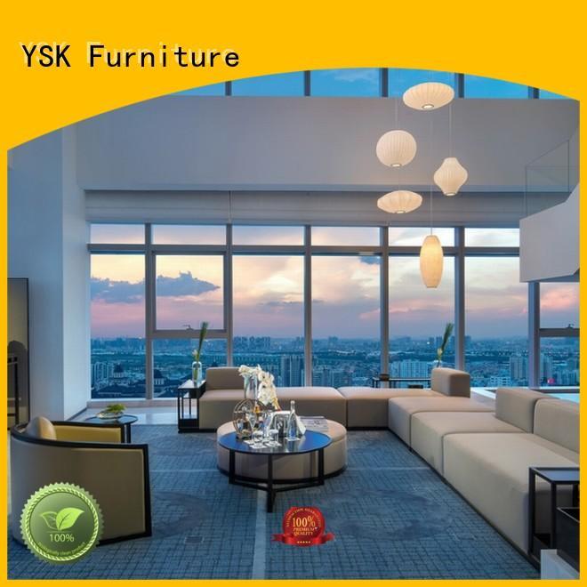 YSK Furniture bulk production club furniture sofa furniture for hotel