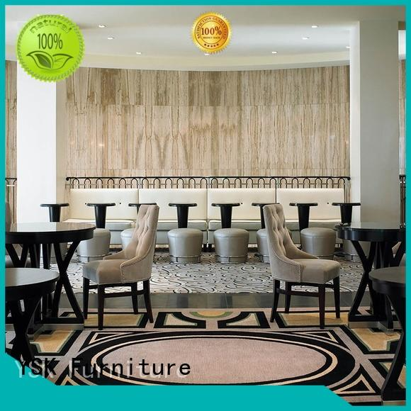 YSK Furniture high-quality custom club furniture for hotel