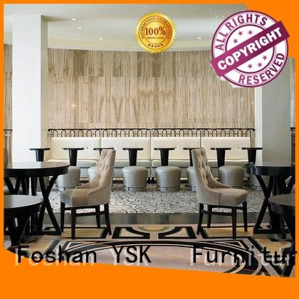 Wholesale made profession custom furniture for club YSK Furniture Brand