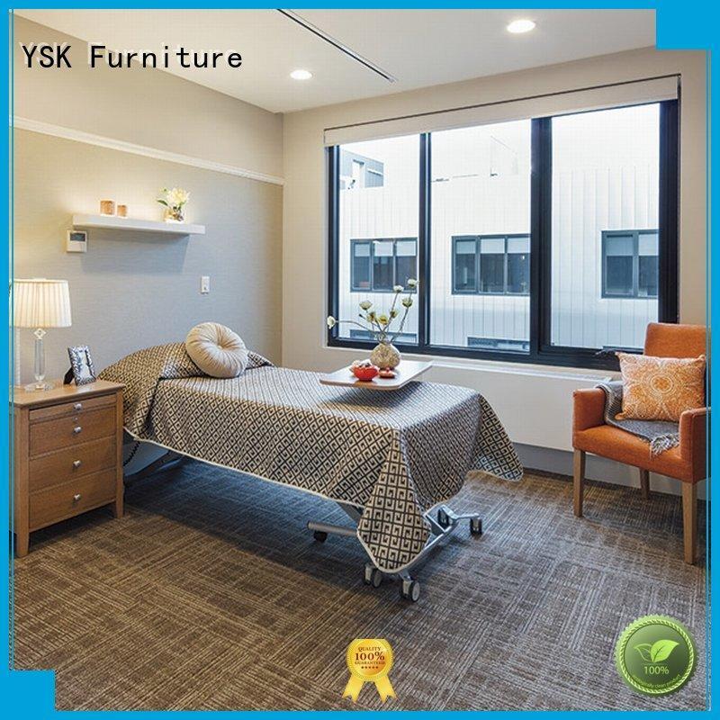 YSK Furniture professional senior living furniture design facility community