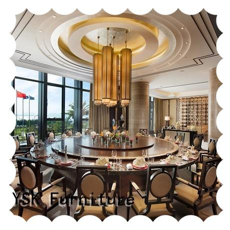 luxury restaurant furniture Chinese restaurant stylish made dining furniture