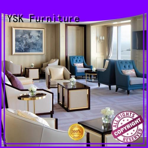 YSK Furniture high quality clubhouse furniture modern