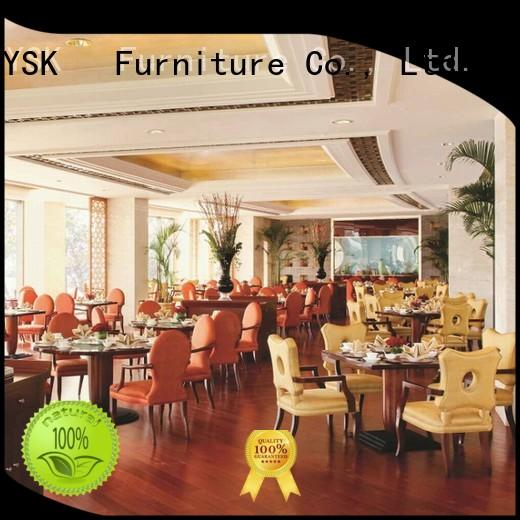 YSK Furniture contemporary modern restaurant furniture stylish made dining furniture