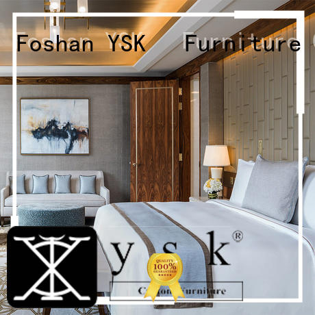 star hotel guest room furniture guest project YSK Furniture