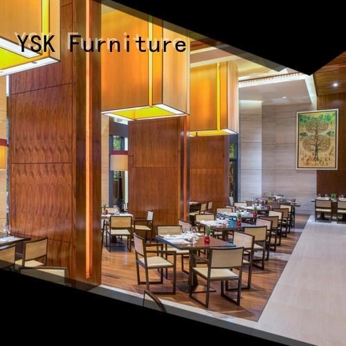 YSK Furniture contemporary contract restaurant furniture plywood restaurant furniture