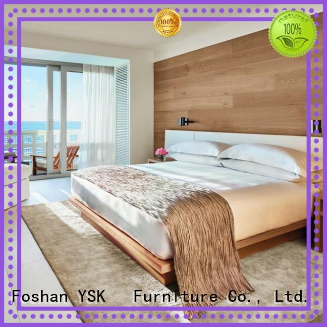 high-quality small apartment furniture design contract apartment YSK Furniture