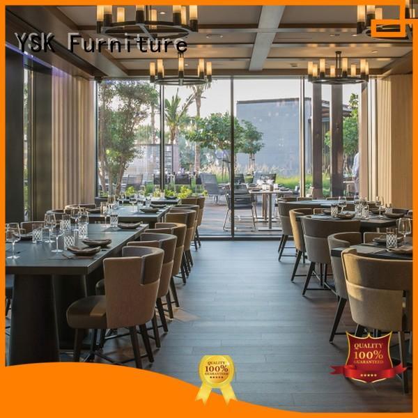 YSK Furniture luxury restaurant furniture luxury dining furniture