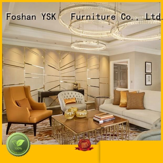 YSK Furniture hot-sale custom club furniture casino for bedroom