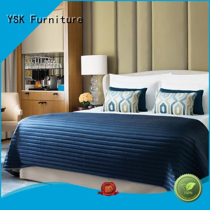 YSK Furniture business hotel lobby furniture suppliers master for furnishings