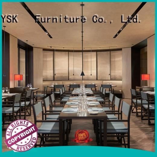 commercial restaurant furniture stylish made restaurant furniture YSK Furniture