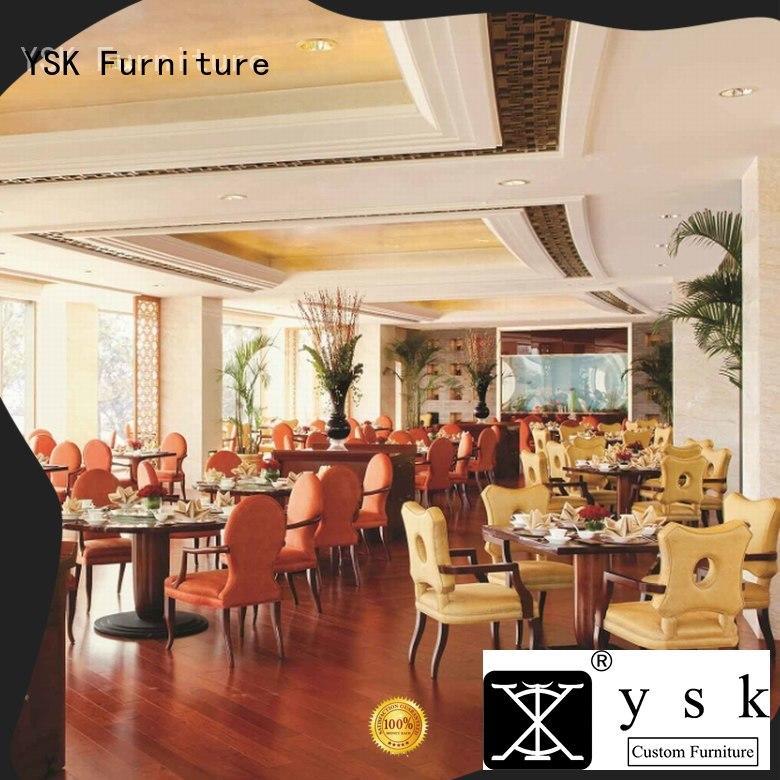 YSK Furniture restaurant furniture interior five star hotel