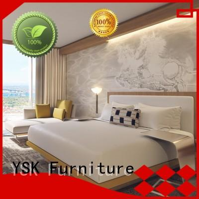 small apartment furniture factory price bedroom decoration YSK Furniture