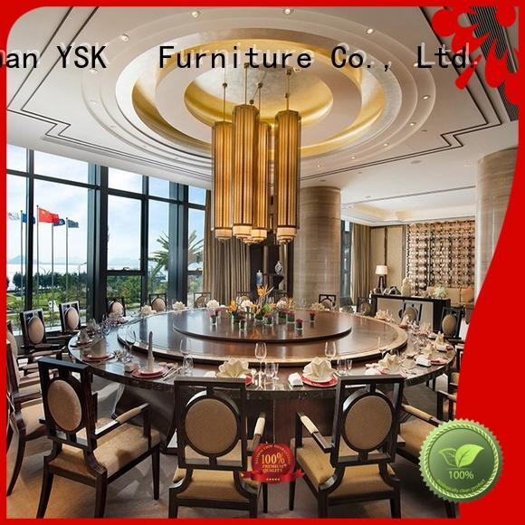 YSK Furniture modern restaurant furniture luxury dining furniture