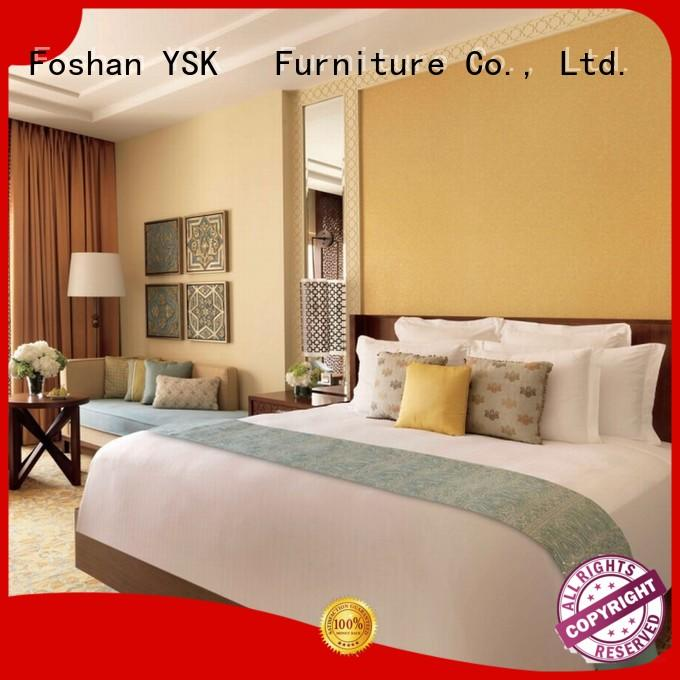 YSK Furniture hot-sale modern hotel furniture king for furniture
