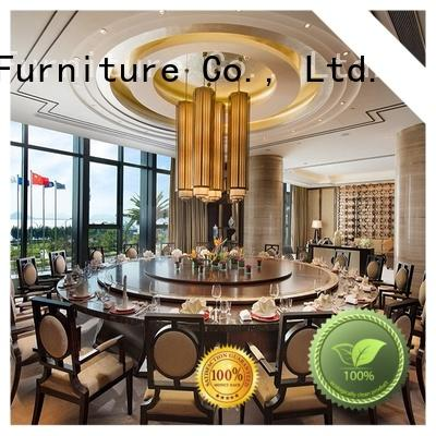 YSK Furniture modern style contract restaurant furniture high quality dining furniture